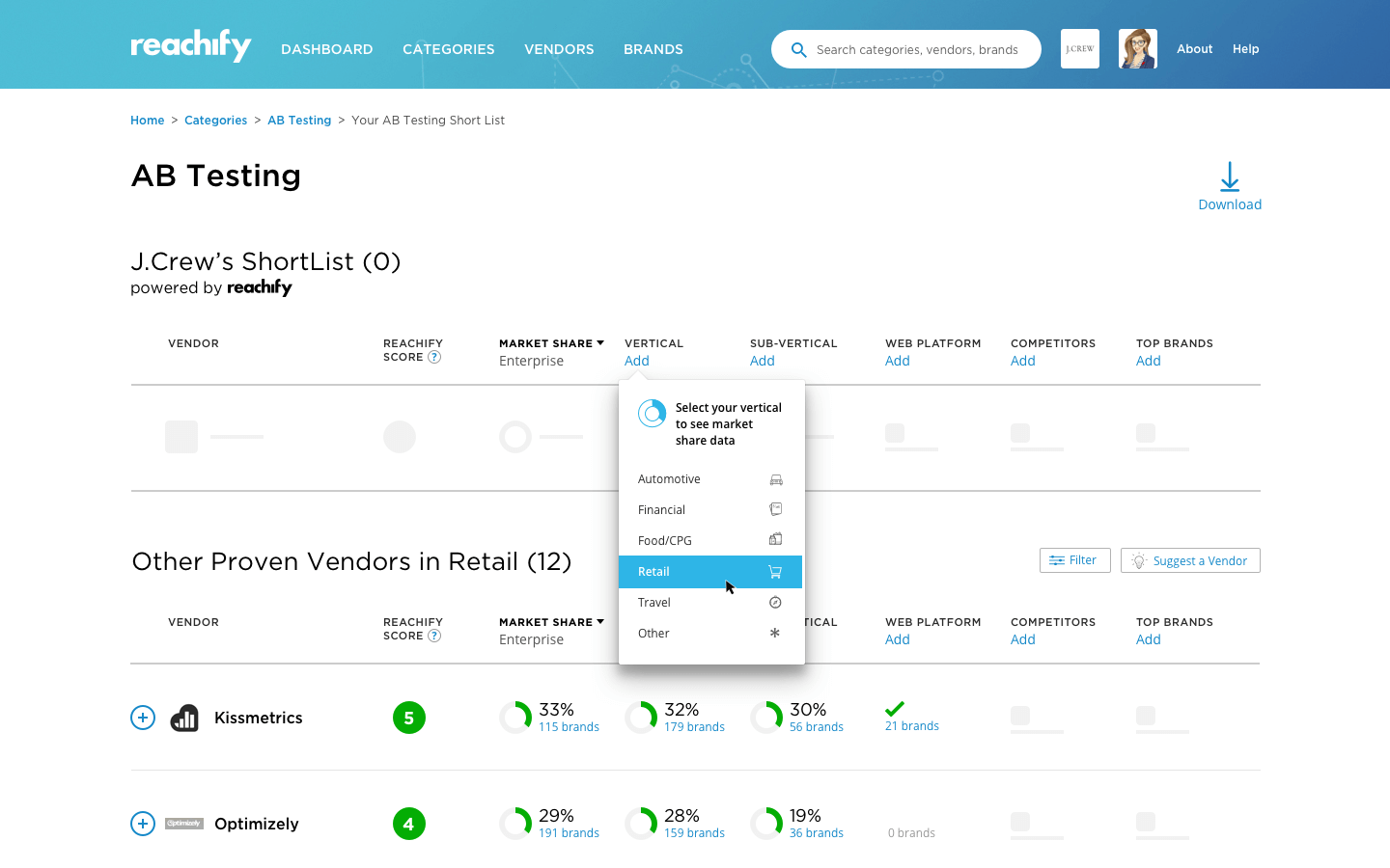 reachify-shortlist-scorecard-firsttime